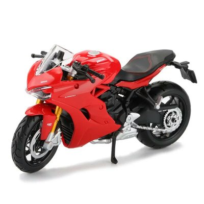 Miniatura Ducati Supersport S 2017 Maisto 1:18