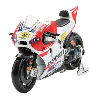 Miniatura Ducati Desmosedici MotoGP 2015 Piloto Andrea Iannone #29 Maisto 1:18