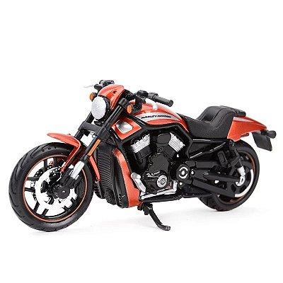 Miniatura Harley Davidson VRSCDX Night Rod Special 2012 Maisto 1:18