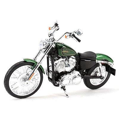 Miniatura Harley Davidson XL 1200V Seventy-two 2013 Maisto 1:12