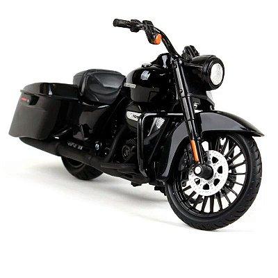 Miniatura Harley Davidson Road King Special 2017 Maisto 1:18