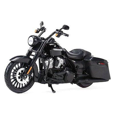 Miniatura Harley Davidson Road King Special 2017 Maisto 1:12