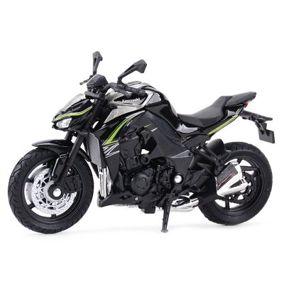 Miniatura Kawasaki Z1000R Edition 2017 Welly 1:18