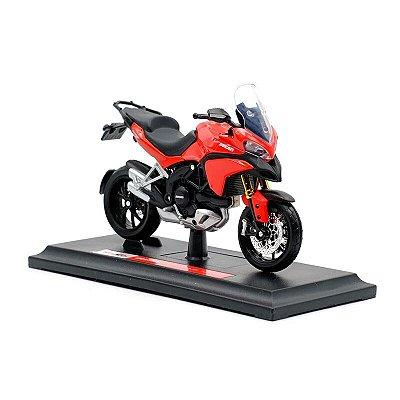 Miniatura Ducati Multistrada 1200S Maisto 1:18