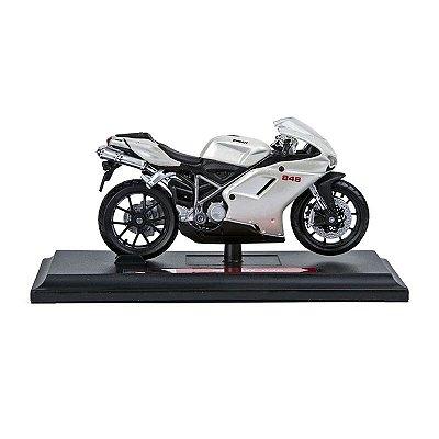 Miniatura Ducati 848 Maisto 1:18