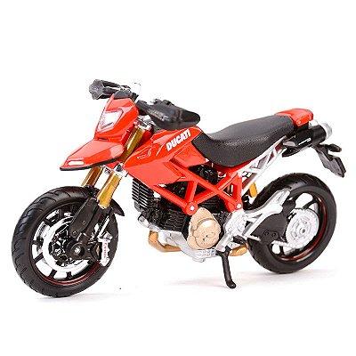 Miniatura Ducati Hypermotard 1100 S Maisto 1:18