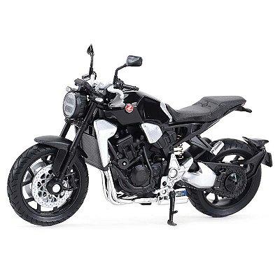 Miniatura Honda CB 1000R 2018 Welly 1:18 - Lançamento 2020