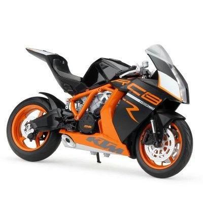 Miniatura KTM RC8 R Welly 1:10