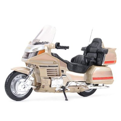 Miniatura Honda Gold Wing Welly 1:18