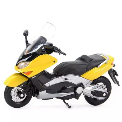 Miniatura Yamaha XP500 TMAX 2001 Welly 1:18