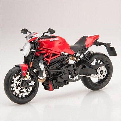 Miniatura Ducati Monster 1200 R 2015 1:18