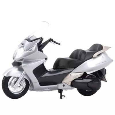 Miniatura Honda Silver Wing Welly 1:18