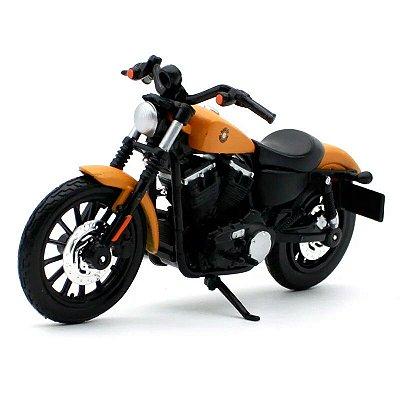 Miniatura Harley Davidson Sportster 2014 Maisto 1:18 - Series 39