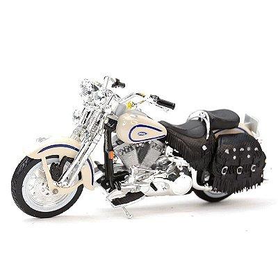 Miniatura Harley Davidson FLSTS Heritage Springer 1997 Maisto 1:18