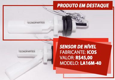 Sensor de nível LA16M-40
