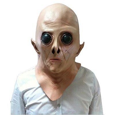 Máscara ET Extraterrestre UFO Alienígena Látex