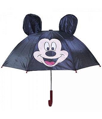 Guarda Chuva Mickey De Orelha - Disney