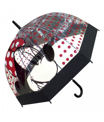 Guarda Chuva Transparente Minnie - Disney