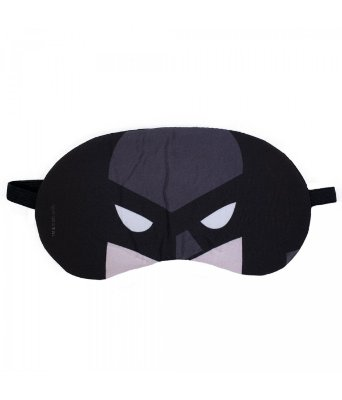 Máscara de dormir Batman - Liga da Justiça