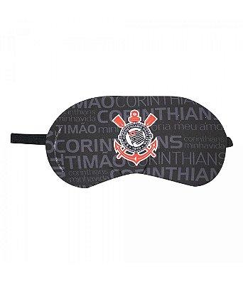Máscara de Dormir do Corinthians