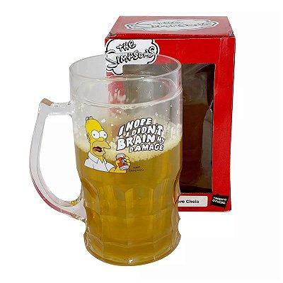 Caneca de Chopp Homer Simpson 500ml