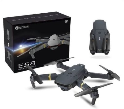 Drone E58 Eachine Fly More 1