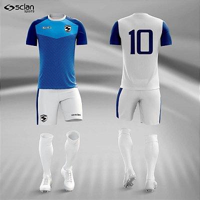 Jogo Camisa Futebol Premium ss46