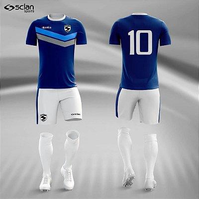 Jogo Camisa Futebol Premium ss47