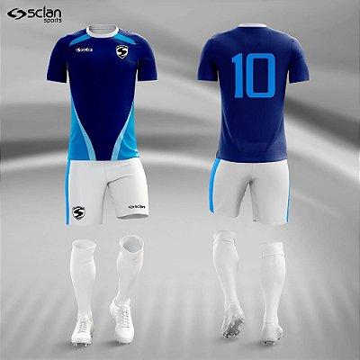 Jogo Camisa Futebol Premium ss54