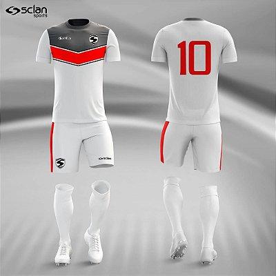 Jogo Camisa Futebol Premium ss57