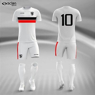 Jogo Camisa Futebol Premium ss58