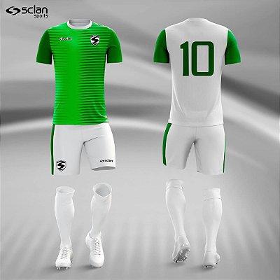 Jogo Camisa Futebol Premium ss59