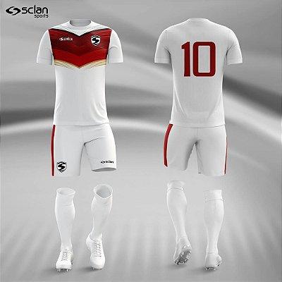 Jogo Camisa Futebol Premium ss64