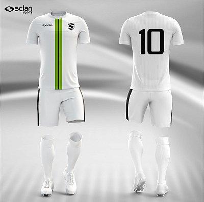 Jogo Camisa Futebol Cromo SS39