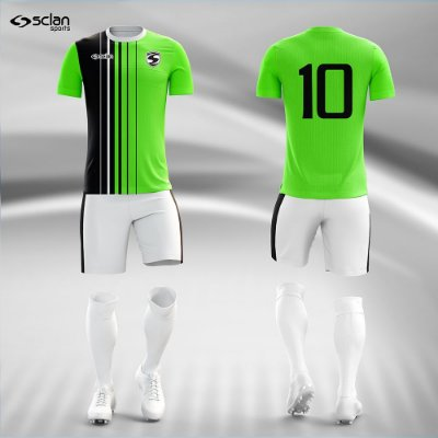 Jogo Camisa Futebol Premium ss91