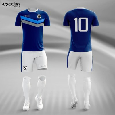 Jogo Uniforme Esportivo Camisa Short, Meião Futebol | Série ouro ss47