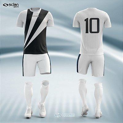 Jogo Camisa, Short, Meião Futebol | Série Prata ss17
