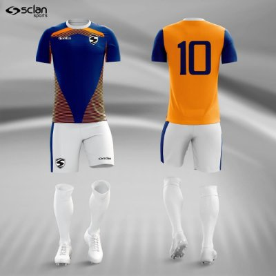 Jogo Camisa, Short, Meião Futebol | Série Ouro ss62