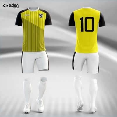 Jogo Camisa, Short, Meião Futebol | Série Ouro ss100