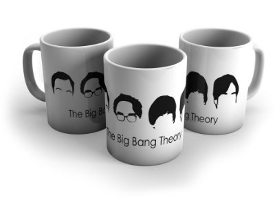 Caneca The Big Bang Theory