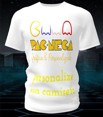 Camiseta - Personalizada do seu Jeito