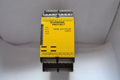 Rele de Segurança SRB301 HC - 230V