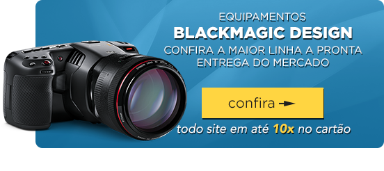 Equipamentos Blackmagic Design 2