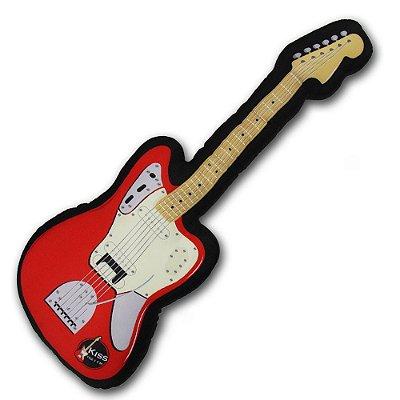 Almofada Guitarra Kiss FM