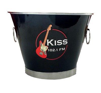 Balde de Gelo Kiss FM