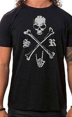 Camiseta Masculina Underdog Preto