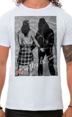 Camiseta Masculina Not in this lifetime Branco