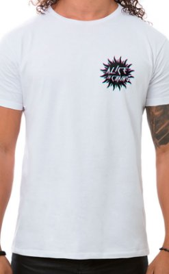 Camiseta Masculina Sun in Chains XT Branco