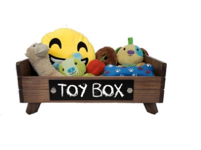 Toy Box Crystal