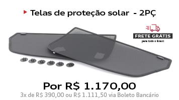 Telas de Proteção Solar